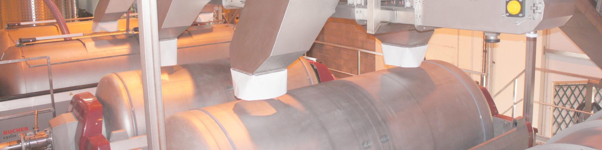 Ingeco - Ingénierie vinicole : Depaquit